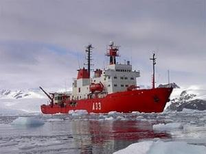 Buque de Investigación Oceanógrafica de la Armada española